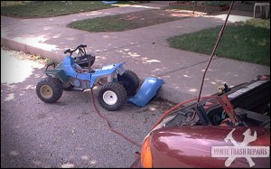 kids toys come in handy – White Trash Repairs