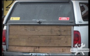 2 x 6 tail gate – White Trash Repairs