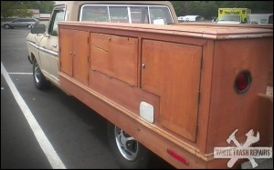 Work Truck Woody – White Trash Repairs