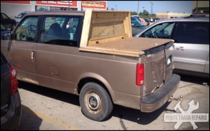 Van or Truck? – White Trash Repairs