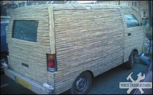 Bambo Van – White Trash Repairs