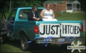 Just Hitched – White Trash Repairs