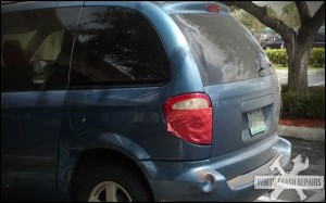 Duct Tape Brake Light – White Trash Repairs