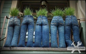 Jean Planters – White Trash Repairs