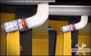 Gatorade Gutter – White Trash Repairs