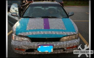 duck taped car – White Trash Repairs