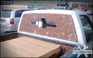 Gotta love you Chevy – White Trash Repairs