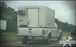 Office Truck Space – White Trash Repairs