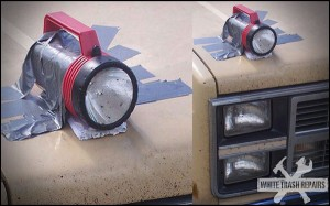 Lighting the Way – White Trash Repairs