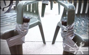 Beer Lawn Chair – White Trash Repairs
