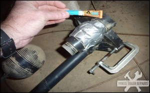 Sump Pump Repair – White Trash Repairs