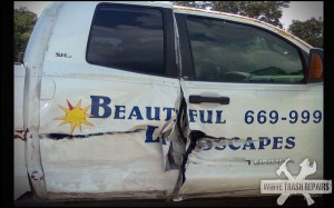Beautiful? – White Trash Repairs