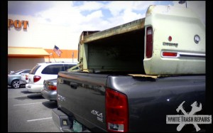 The Mother of Invention – White Trash Repairs