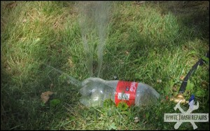Bottle Sprinkler – White Trash Repairs