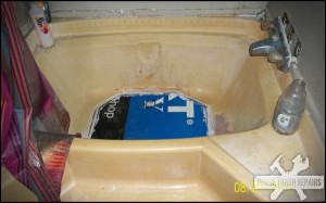 White Trash Tub – White Trash Repairs