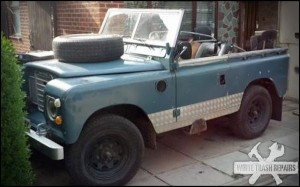 Now it's a convertible – White Trash Repairs