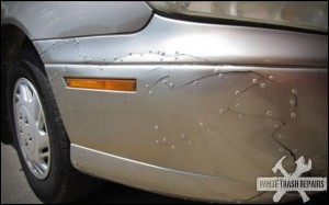 Rivets Repair – White Trash Repairs