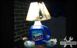 Purex Light – White Trash Repairs