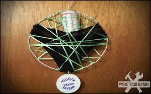Redneck Dream Catcher – White Trash Repairs