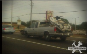 Jet Ski Anyone? – White Trash Repairs