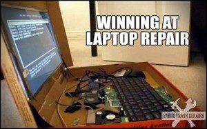 Laptop Repair – White Trash Repairs