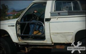 Doorless – White Trash Repairs