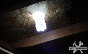 Redneck Sun Light – White Trash Repairs
