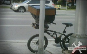 TV Delivery – White Trash Repairs