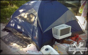 Cool Camping – White Trash Repairs