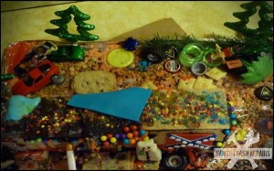 Gingerbread Trailerpark – White Trash Repairs