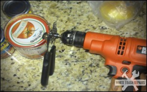 Electric Can Opener – White Trash Repairs
