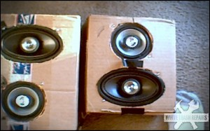 White Trash Speakers – White Trash Repairs