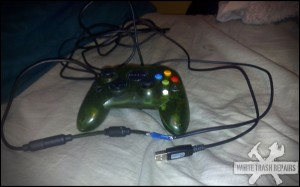 Rewired Xbox Controller