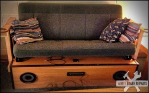 Sounds System Sofa