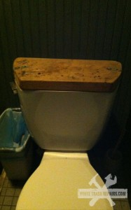 Bar Toilet Repair