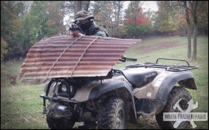 Armor Plating the ATV