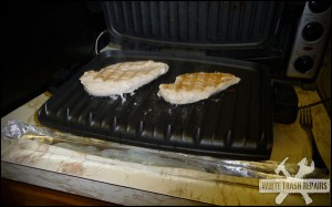 Hillbilly Foreman Grill