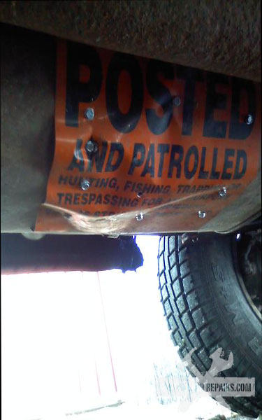 Presidential Solution to My Rotted Out Exhaust