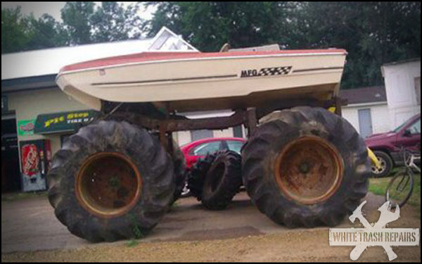 Jacked Up Boating