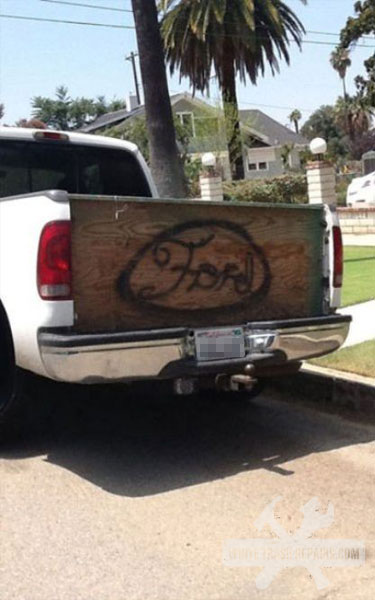 It's A Ford!