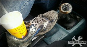 Sneaker Cup Holder