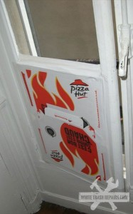 Pizza Door