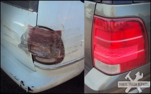 A Tale of Two Taillight Repairs