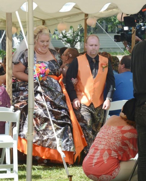 Honey Boo Boo's mom got married