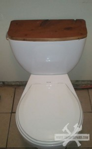 McDonald's Crapper Repair