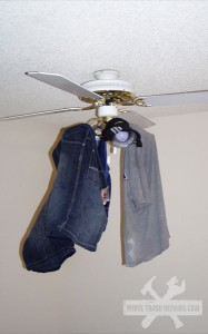 Redneck Clothes Dryer
