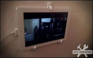 iPad Wall Holder