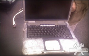 Repaired Laptop