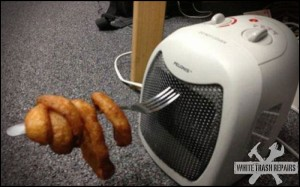 Onion Ring Cooker