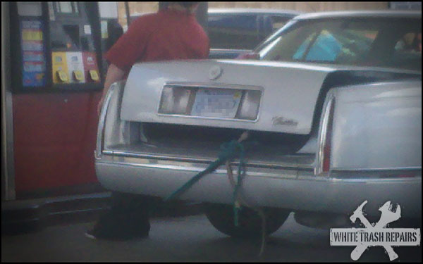 Whats in the trunk?